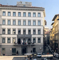 Hotel Roma Florence - Four Star Roma Hotel Firenze in Italy
